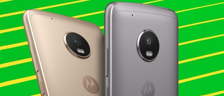 Moto G5 Plus preview