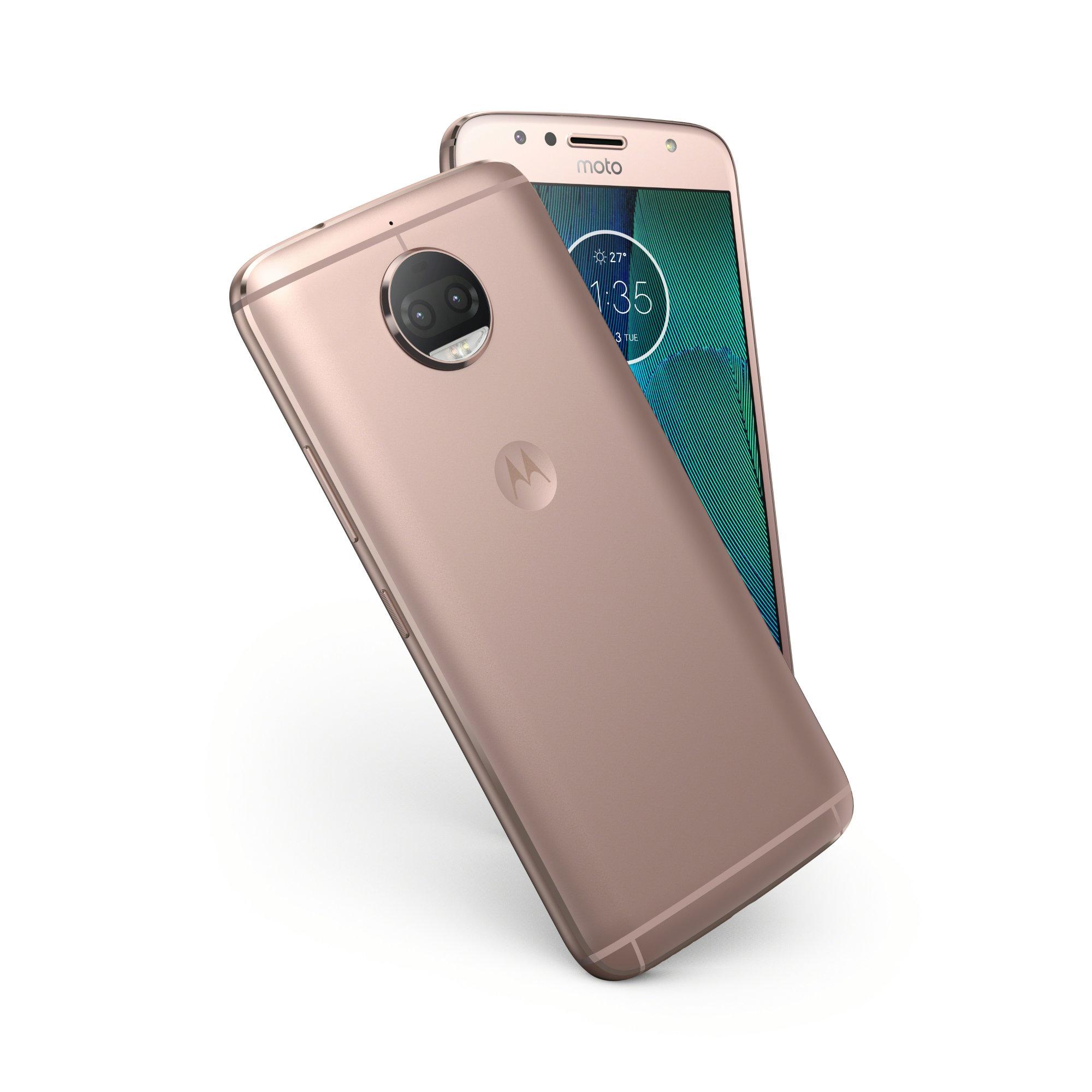 Moto G5S Plus press images - Moto G5s Plus review
