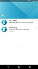 Moto Display - Moto G5s Plus review