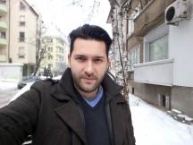 Selfie samples: Beautificaion on - Motorola Moto M review
