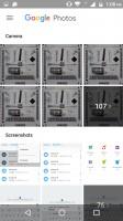 Google Photos - Motorola Moto M review
