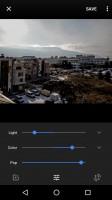 Manual editing options - Motorola Moto M review