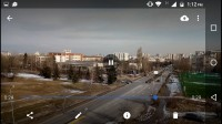 Basic video player from Google Photos - Motorola Moto M review