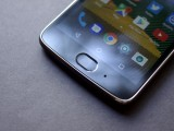 The front of the Moto G5 - Motorola Moto G5 review