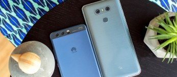 Huawei P10 vs LG G6 dual camera shootout