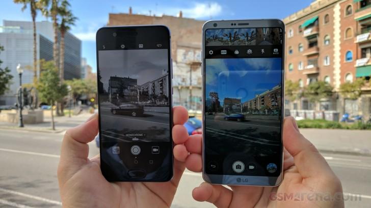 Huawei P10 Vs Lg G6 Dual Camera Shootout Daylight Sightseeing
