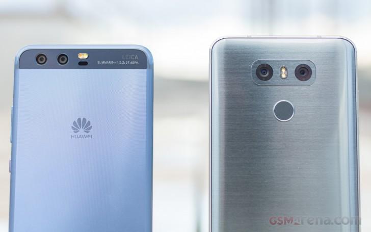 Huawei P10 vs. LG G6 camera shootout