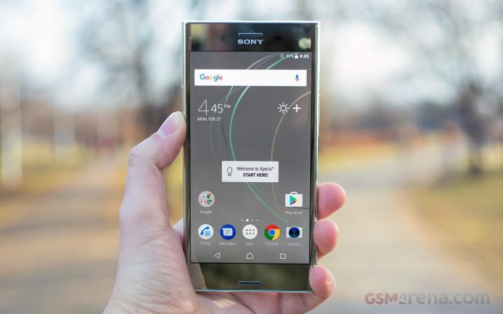 Sony Xperia XZ Premium hands-on