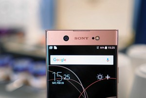 One of the best selfie cameras money can buy - Sony at MWC 2017
