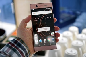 Look at how big the Xperia XA1 Ultra is, why the small battery? - Sony at MWC 2017