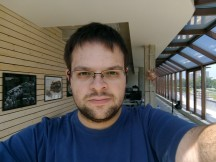 Selfie samples - f/2.0, ISO 113, 1/308s - Nokia 3 review