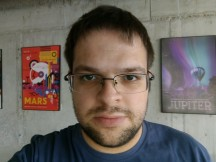 Testing the selfie autofocus - f/2.0, ISO 236, 1/33s - Nokia 3 review