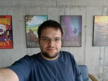 Testing the selfie autofocus - f/2.0, ISO 237, 1/33s - Nokia 3 review