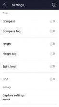 Other camera settings - Nokia 3 review