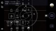 Busy Camera UI - Nokia 3 review