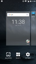 Homescreen editing - Nokia 5 review