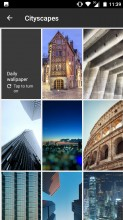 Google Wallpapers app - Nokia 5 review