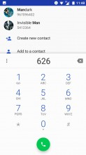 Dialler - Nokia 5 review