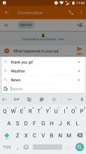 Gboard - Nokia 5 review