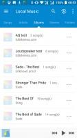 Music app - Nokia 6 review