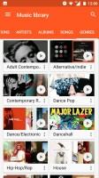 Google Play Music - Nokia 8 review