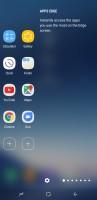 Samsung Galaxy S8 user interface: Edge panels - OnePlus 5 vs. iPhone 7 Plus vs. Samsung Galaxy S8