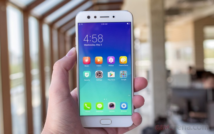 Android Apps: Oppo F3 review: Selfielicious