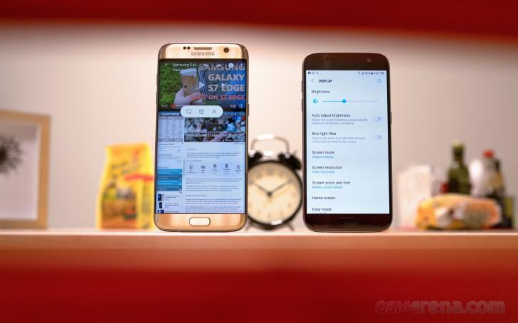 Samsung Galaxy S7 Edge Nougat review