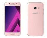 Samsung Galaxy A3 (2017): Peach Cloud - Samsung Galaxy A3 (2017) review