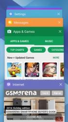 App switcher - Samsung Galaxy A3 (2017) review