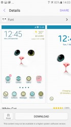 Theme - Samsung Galaxy A3 (2017) review
