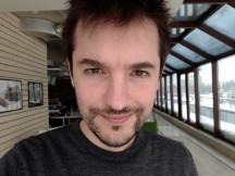 Selfie samples: Close-up best focus - Samsung Galaxy A5 (2017) review