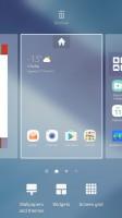 Homescreen settings - Samsung Galaxy A5 (2017) review