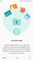 Fingerprint authentication - Samsung Galaxy A5 (2017) review
