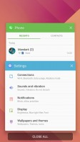 App switcher - Samsung Galaxy A7 (2017) review