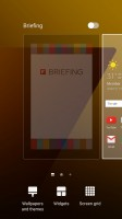 Homescreen - Samsung Galaxy C7 Pro review