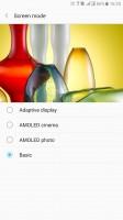 Display settings - Samsung Galaxy C9 Pro review
