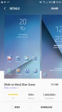Samsung themes - Samsung Galaxy J5 (2017) review