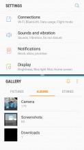 Multi-window - Samsung Galaxy J5 (2017) review