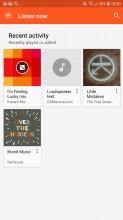 Google Play Music - Samsung Galaxy J7 (2017) review