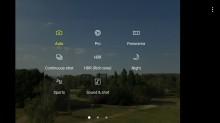 Camera interface - Samsung Galaxy J7 (2017) review