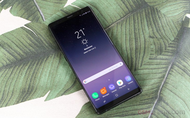 Samsung Galaxy Note8 hands-on review