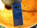 The Galaxy Note8 back - Samsung Galaxy Note8 hands-on review