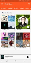 Google Play Music - Samsung Galaxy Note8 review