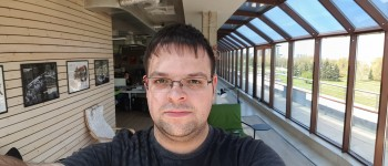 Samsung Galaxy S8+ Wide selfie - Samsung Galaxy S8+review