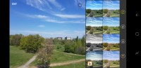 Camera filters - Samsung Galaxy S8+review