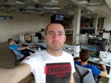 5MP selfie samples - f/2.2, ISO 200, 1/100s - Sony Xperia L1 review