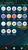 Toucan theme - Sony Xperia XA1 Ultra review