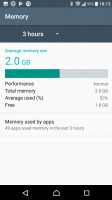 Smart cleaner frees up memory of both kinds - Sony Xperia XA1 Ultra review