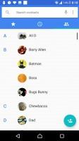 Phonebook - Sony Xperia XZ Premium review